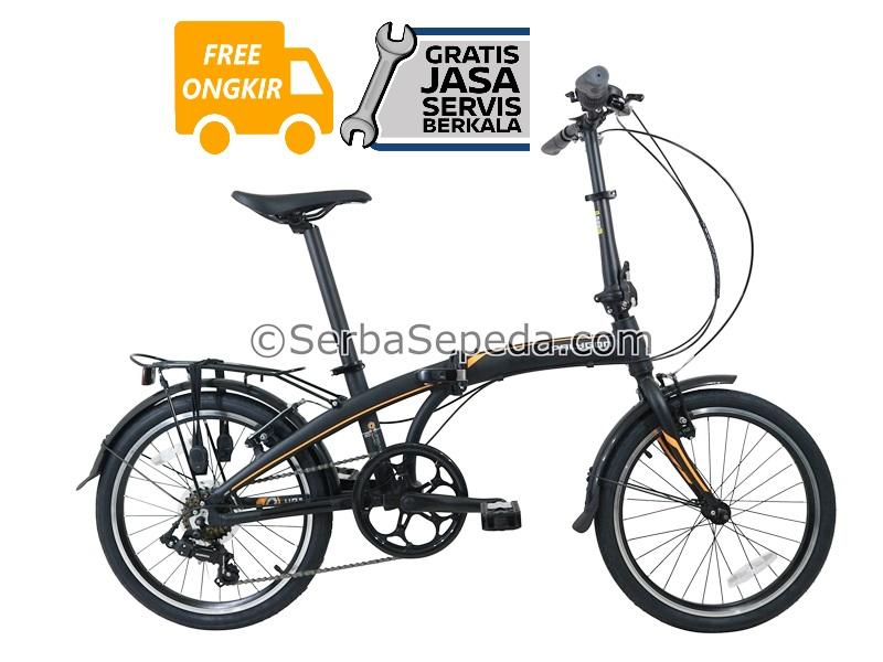 Sepeda Lipat Polygon Urbano 3 20