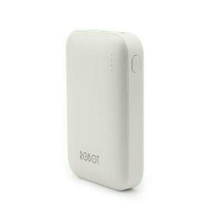 Powerbank Vivan Robot RT7200 6600mAh  Power Bank Original 100%
