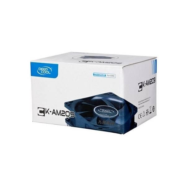 Deep Cool CK-AM209 Cpu Air Coolers Fan Processor For AMD
