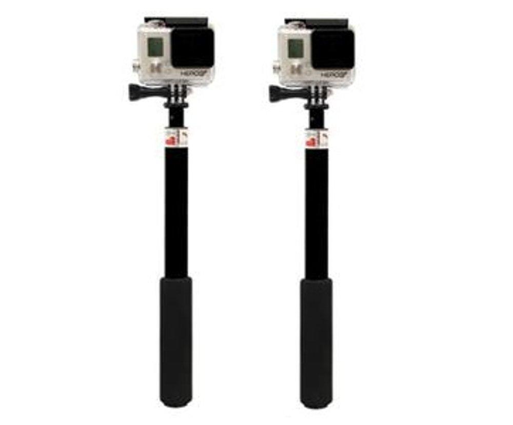 Wholesale Bcare Monopod With Holder U - Hitam - 2 Pcs