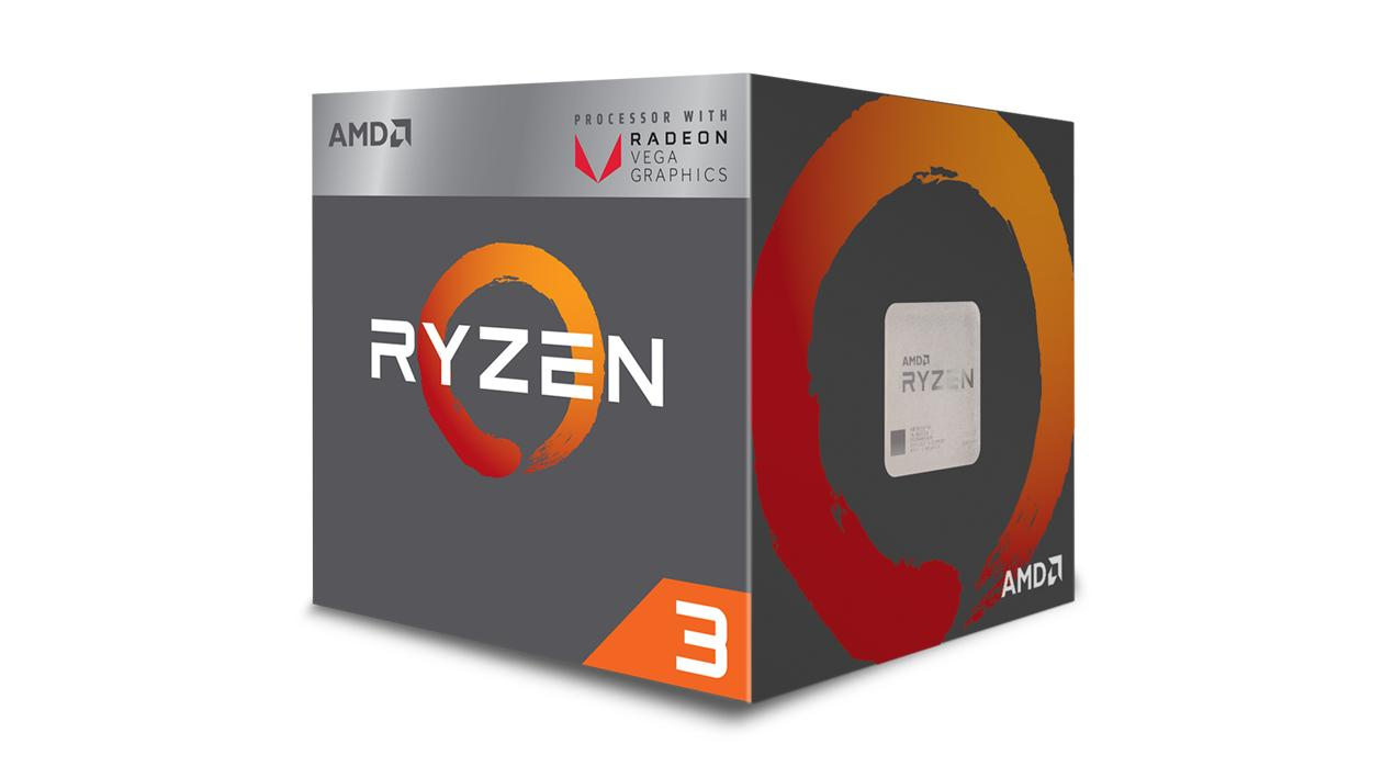 Amd Ryzen 3 2200g Raven Ridge With Vega 8 By Jc_com.