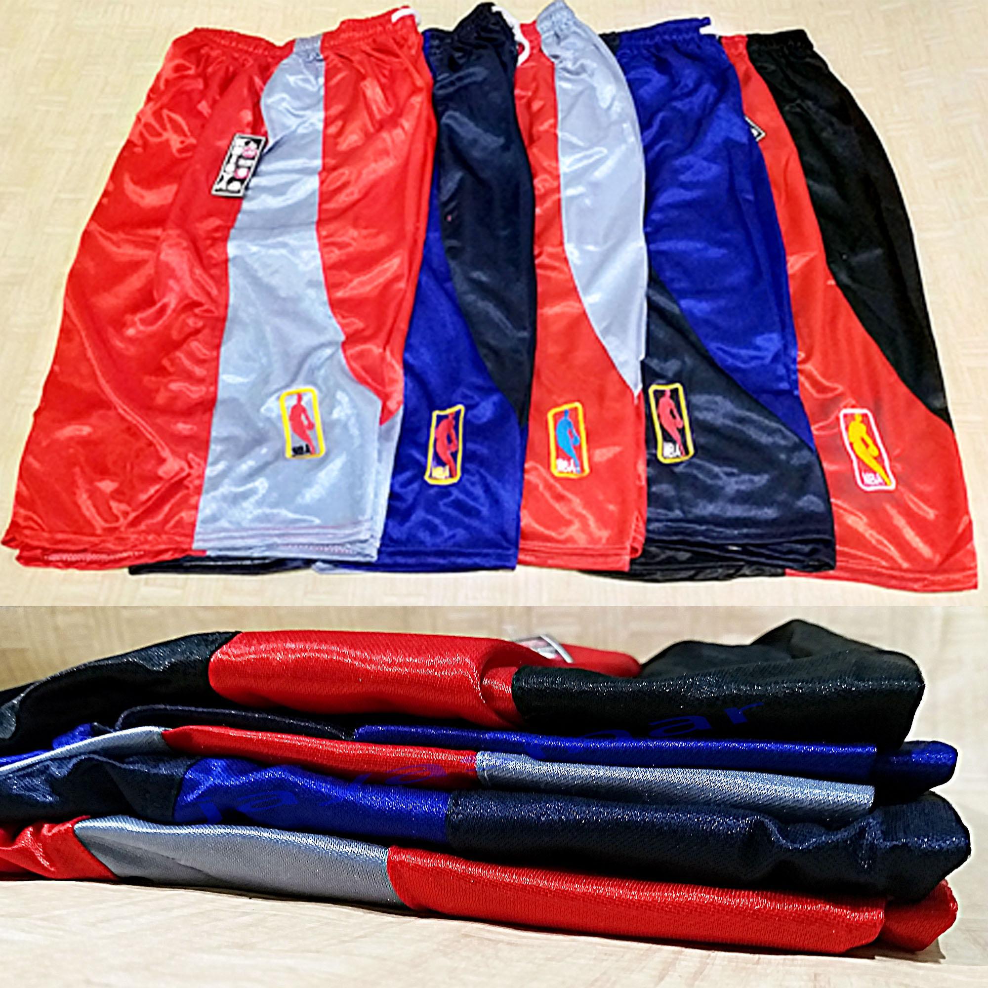 BUY 1 GET 1 FREE Celana Kolor Pendek Santai Olahraga Paragon Pria/Wanita-JY