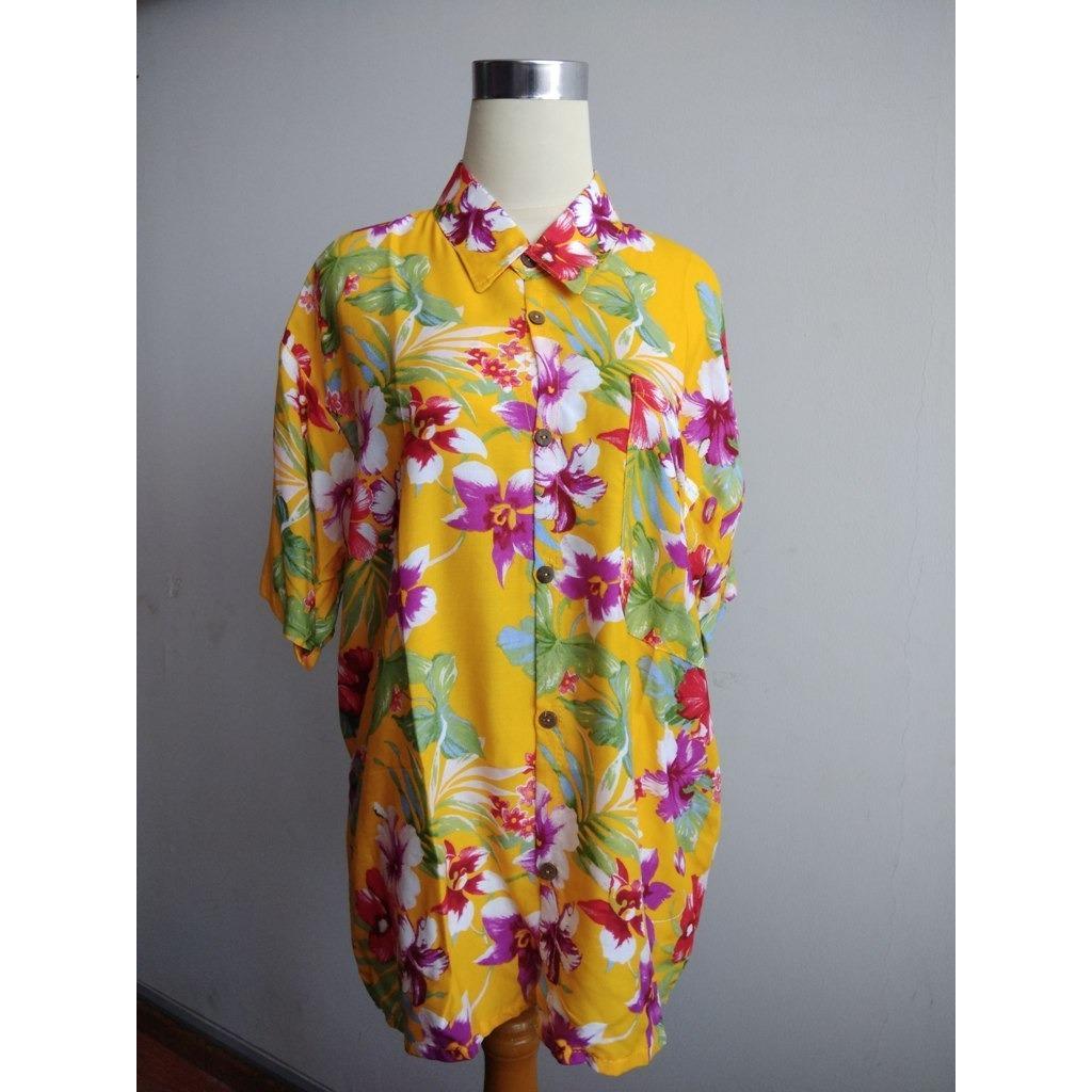 Baju Kemeja Hawaii 05