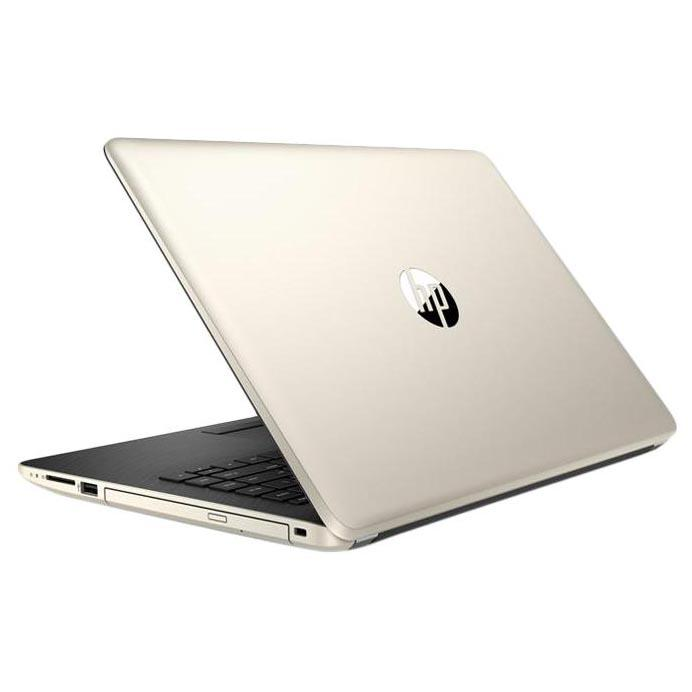 Rimas HP Laptop 14-bw501AU AMD A4-9120 4GB 500GB 14 Inch Windows 10 - Golden