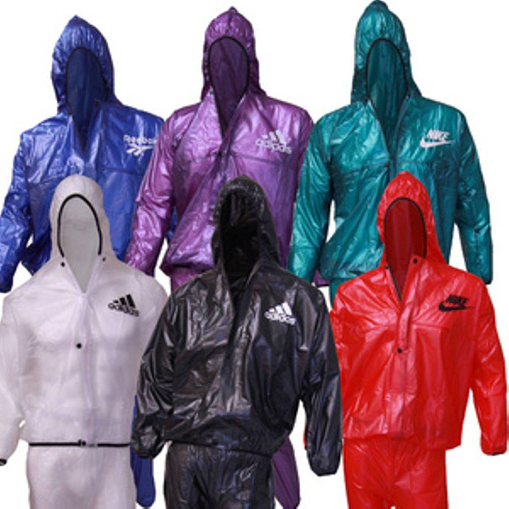 Jas Hujan Adidas Transparan - Adidas Nike Reebok