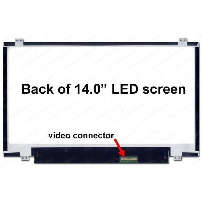 LCD LED 14.0 ASUS A450LC A450LDV X401A X450V X450VB X450C X450J X455L - ELEKTROZONE