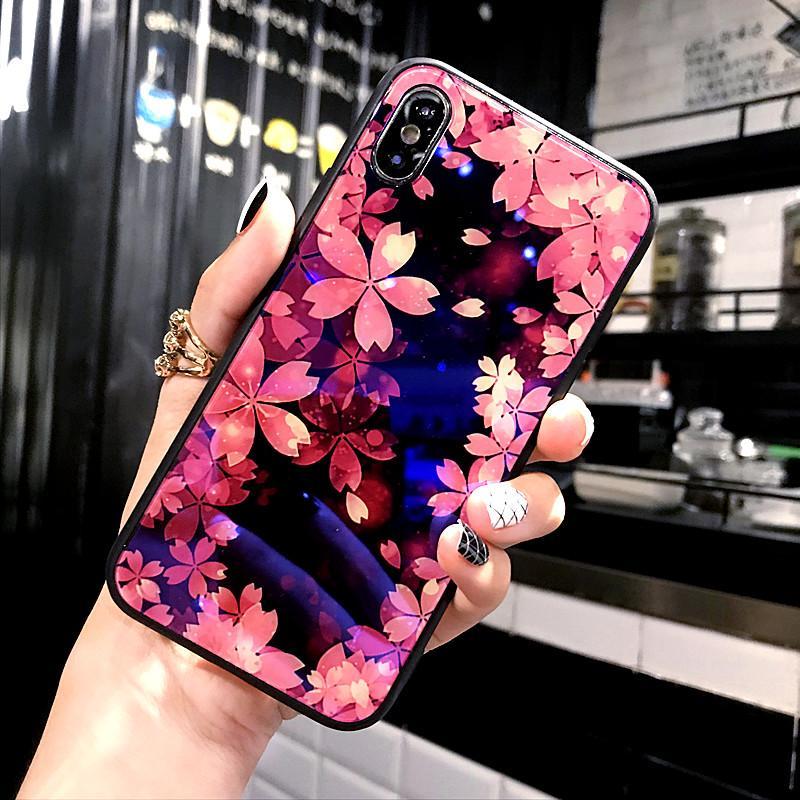 Trendi Casing HP 8 PLUS/Iphone7 Apple ID Mewah Cherry Bungkus Penuh