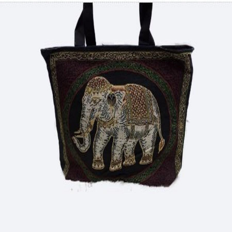 Tas Import Negri Thailand Tas Belanja Fashion Bahu - Gajah Virgin