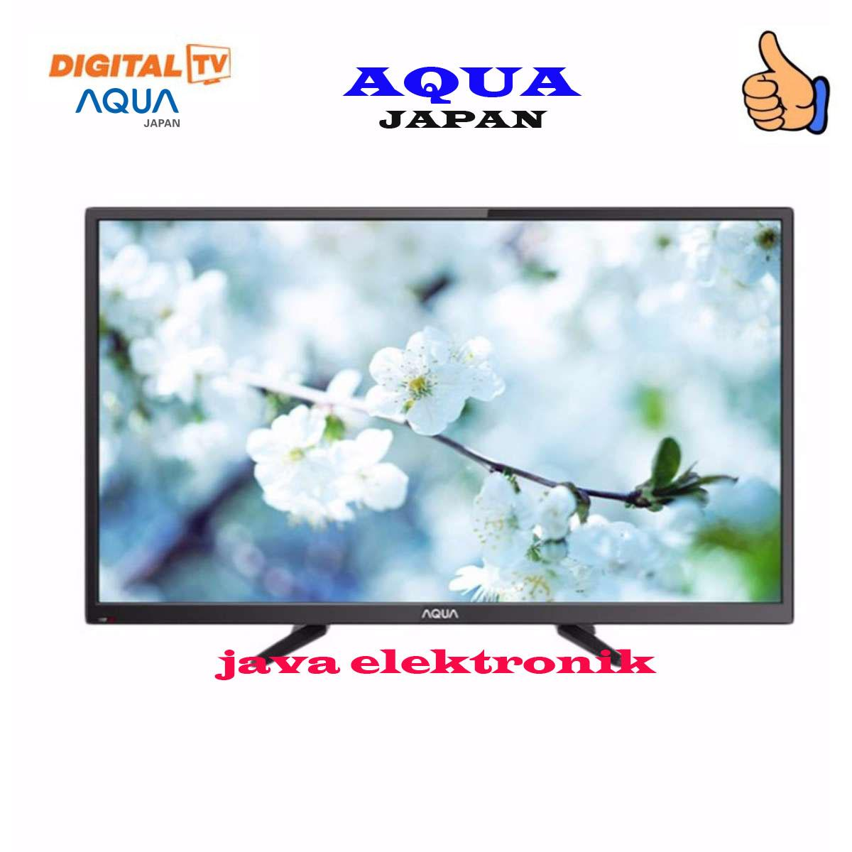 AQUA 24AQT6550 HD Ready LED TV 24 AQUAdigital tv garansi resmi
