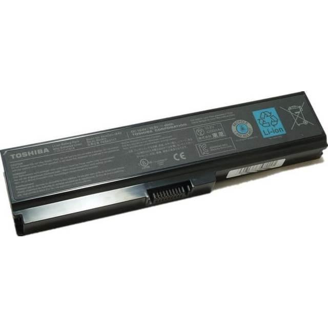Toshiba baterai original TOSHIBA Satellite U400, M300, U405, U405D, M305 3634u