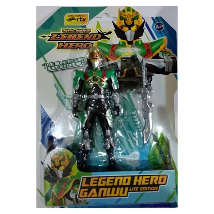 Promo Robot Legend Hero Ganwu Lite Edition By F-Toys.