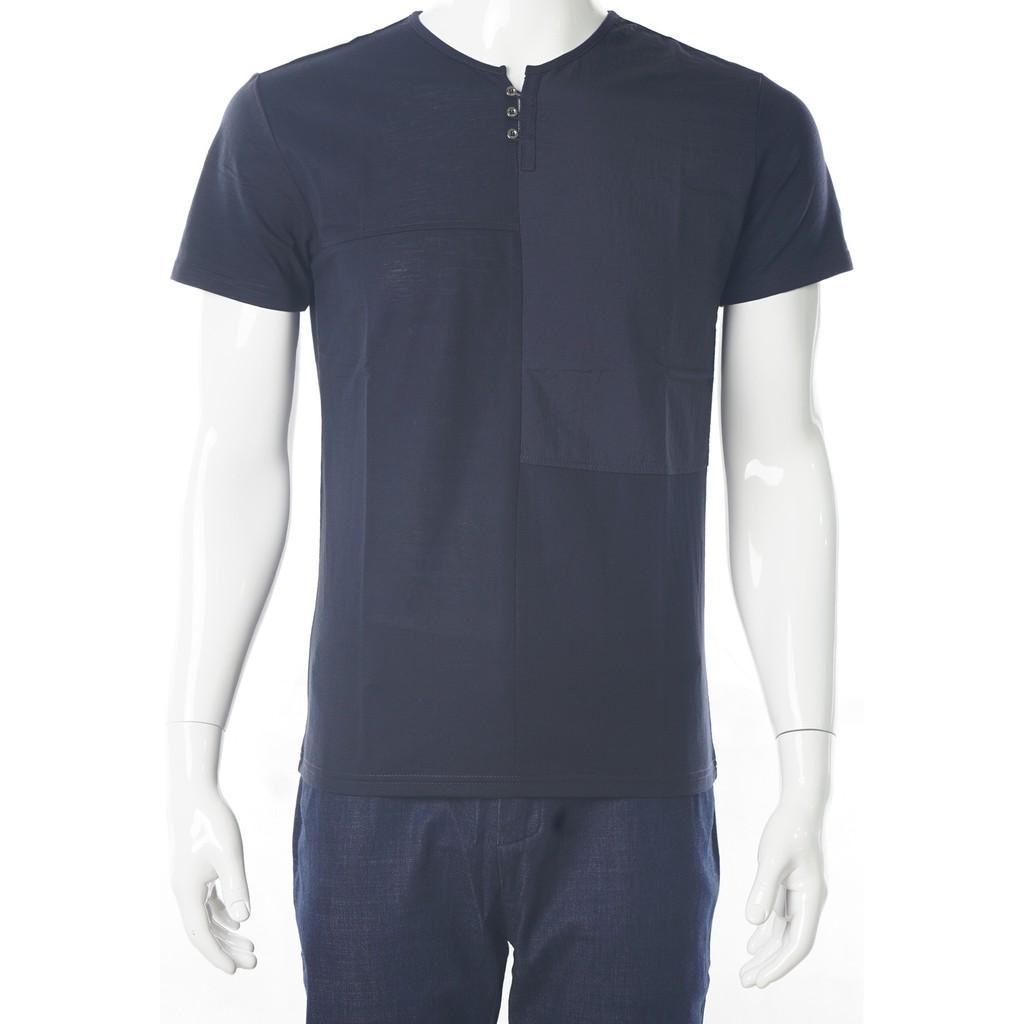 Referensi 16106 T-Shirt Short / Kaos Pendek Pria Hongkong Import