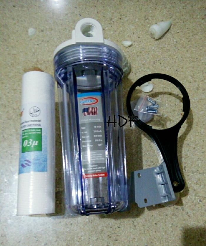 Paket Housing Filter Air Eugen 10