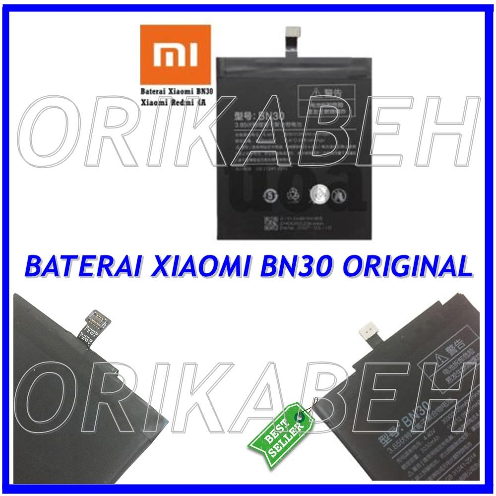 Buy Sell Cheapest Xiaomi Bn30 Battery Best Quality Product Deals Baterai Batrai Batre Original Redmi4a Redmi 4a For Kapasitas 3210mah Orikabeh
