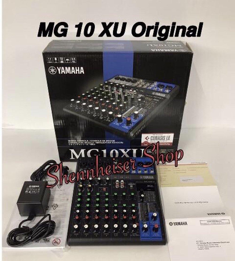 Mixer Yamaha MG 10 XU