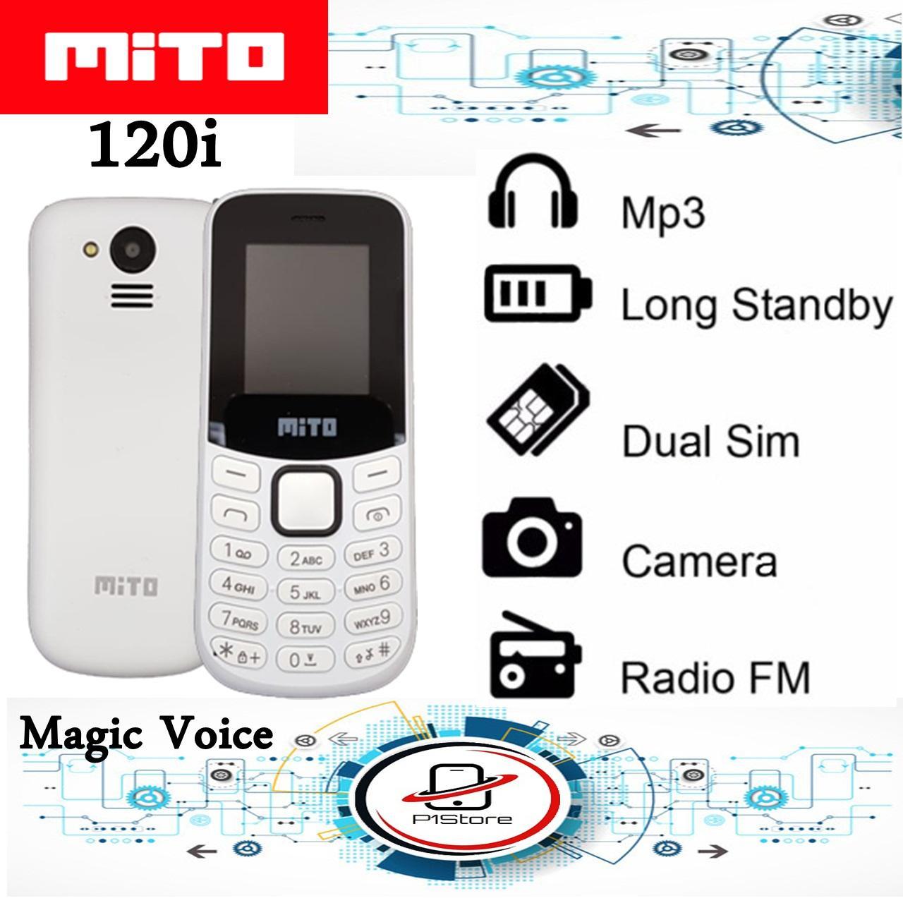 Handphone Mito Lengkap Murah A39 Ram 3gb Gold 120i Dual Simcard Magic Voice