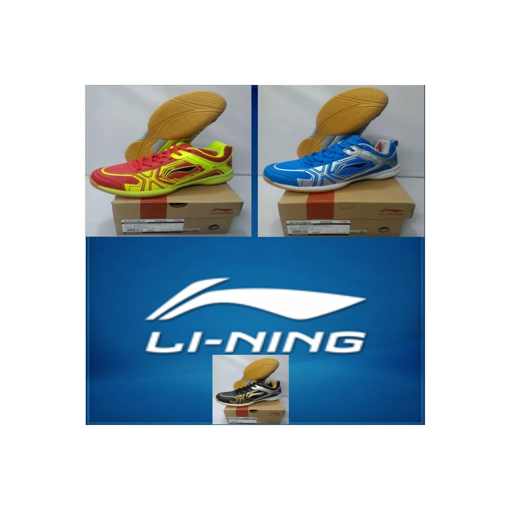 Sepatu Badminton/Bulutangkis Li Ning Jazz