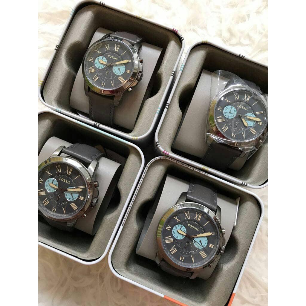 Beli Jam Tangan Fossil For Man Store Marwanto606 Ch2600 Pria Hitam Watches Original Fs5183 Ready
