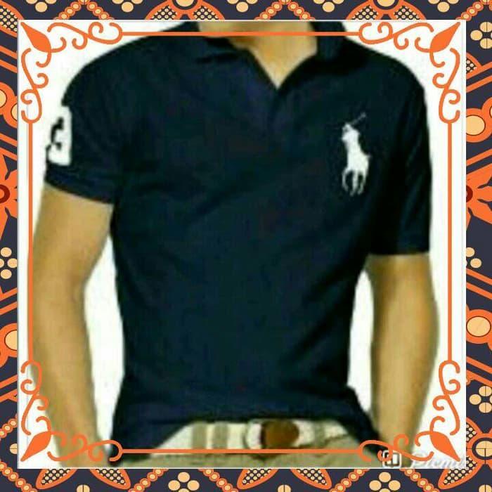 ASLI!!! t shirt, kaos, baju kerah, polo shirt polo ralph lauren - izdrV6