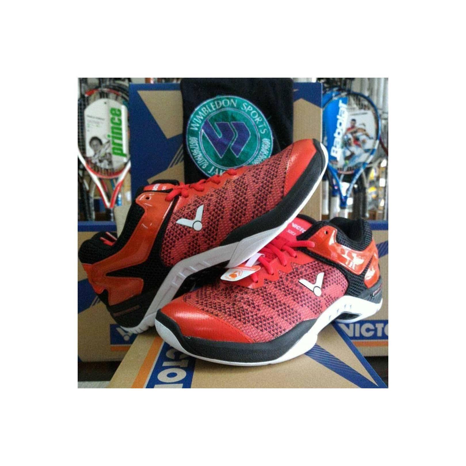 MENARIK Sepatu Badminton VICTOR SH S81 DC S 81 DC BULUTANGKIS SHOES O