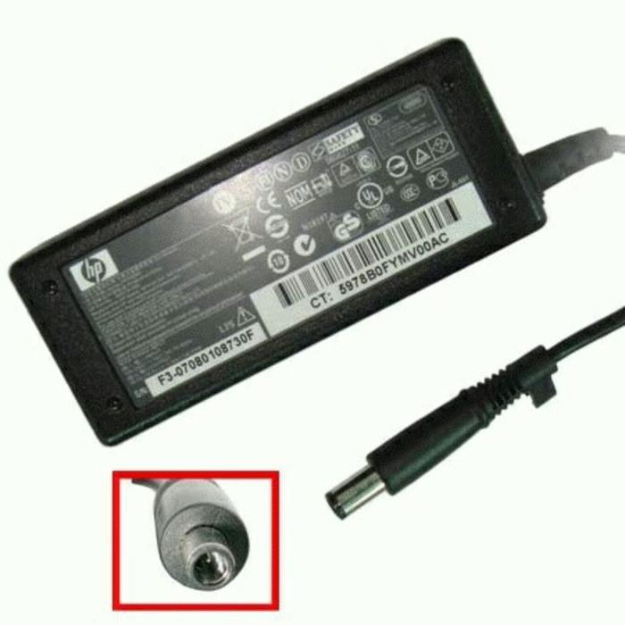 Diskon 10%!! Adaptor Charger Laptop Hp1200 Hp 1000 Cq20 Cq40 Cq41 G42 Cq43 Dv4 Ori - ready stock