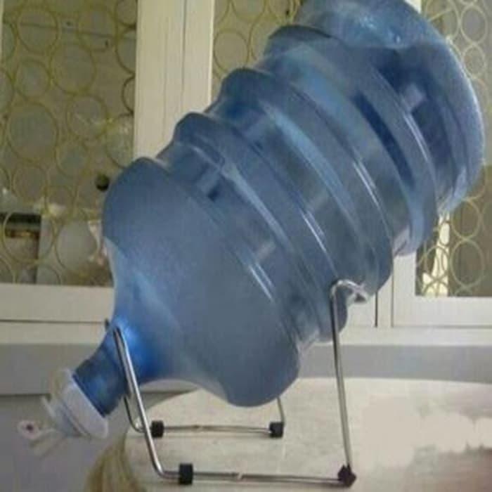 ORIGINAL!!! Rak galon aqua + kran - L6oRBz