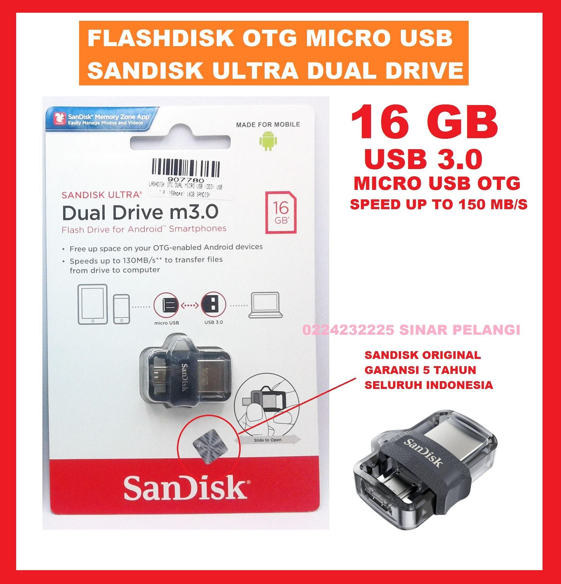 Buy Sell Cheapest Usb Flashdrive Otg Best Quality Product Deals Flashdisk Vgen 32gb Dual Micro 30 Dd3 Sandisk 907781