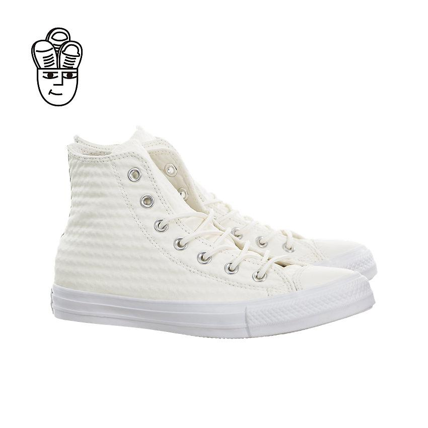 Converse Chuck Taylor All Star Craft Leather Hi Lifestyle Shoes Men 153563c  -SH 633d5b7707