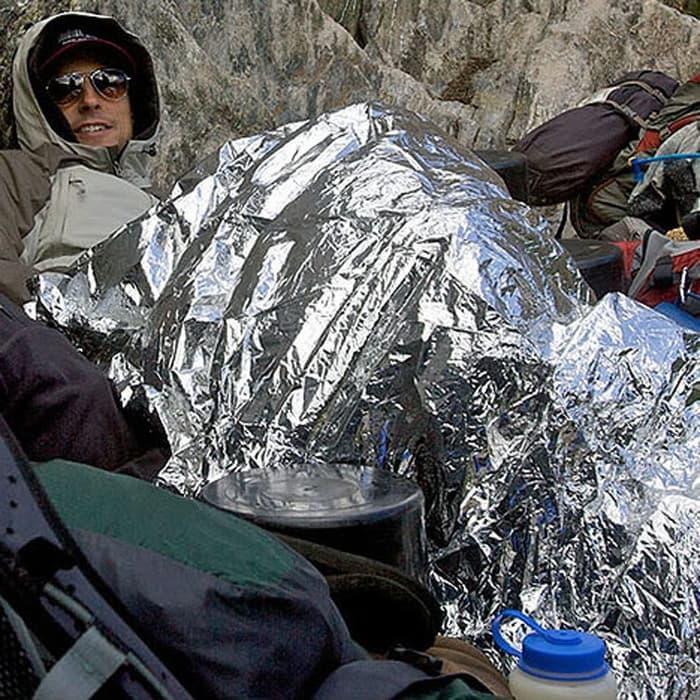 HARGA DISKON!!! Emergency Blanket / Selimut Darurat - RKz6cZ