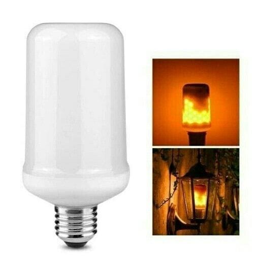 BOLA LAMPU API LED 9 WATT (E27) REAL PIC