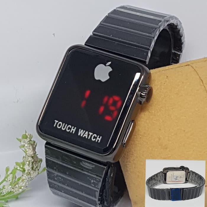 PALING LARIS   Jam Tangan Iphone Apple Led Touch Ukuran cewek
