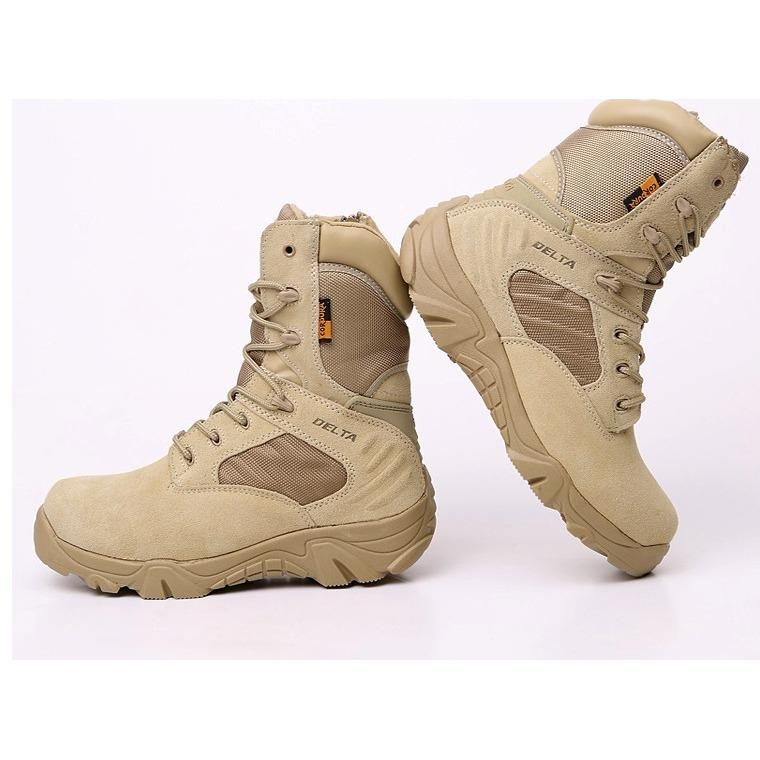 Sepatu Boot Delta Army Tactical Shoes - Gurun 4429cd0e4b