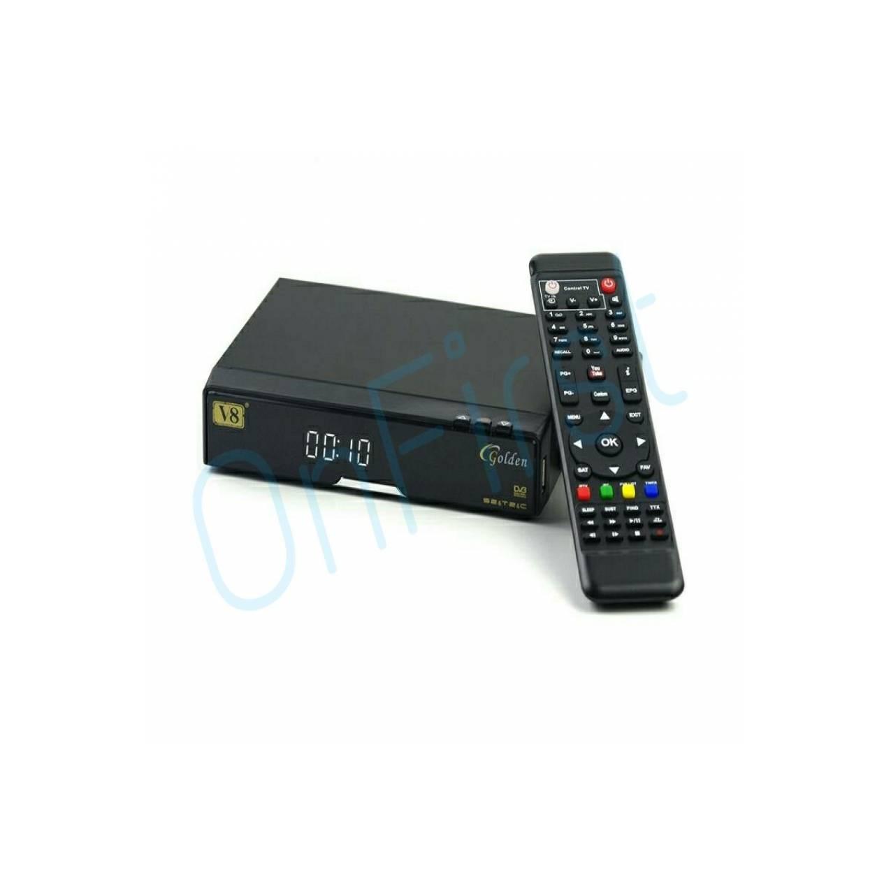 Digital Duduk Tampilan LCD Meteran Kekuatan Pencari Sinyal Satelit DIRECTV Tv Parabola - 4. Source