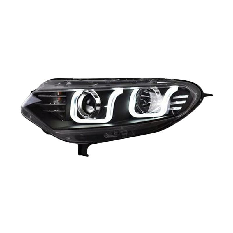 Eagle Eyes Headlamp - Headlight Ford Ecosport LED 13-ON Lampu Depan Mobil