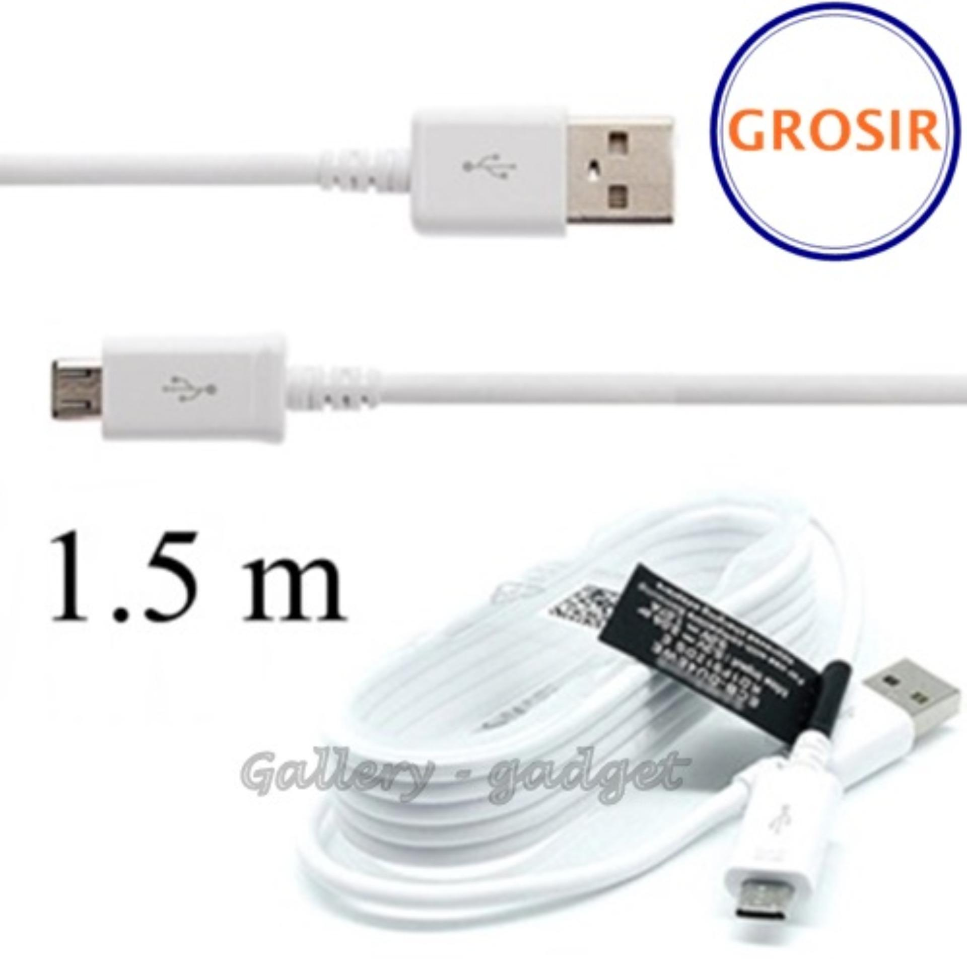 Samsung Kabel Data Micro USB 1.5M for Galaxy Note 4 - Original