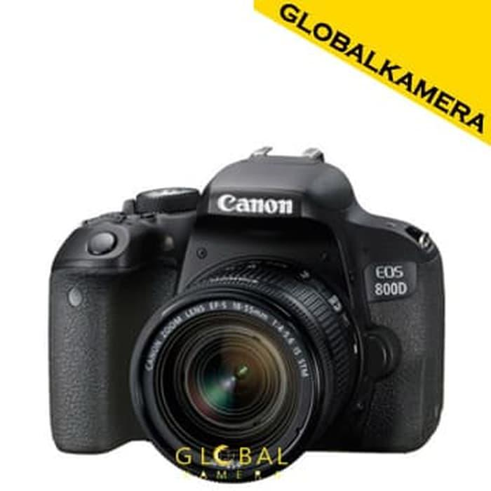 Canon EOS 800D Kit with 18-55mm