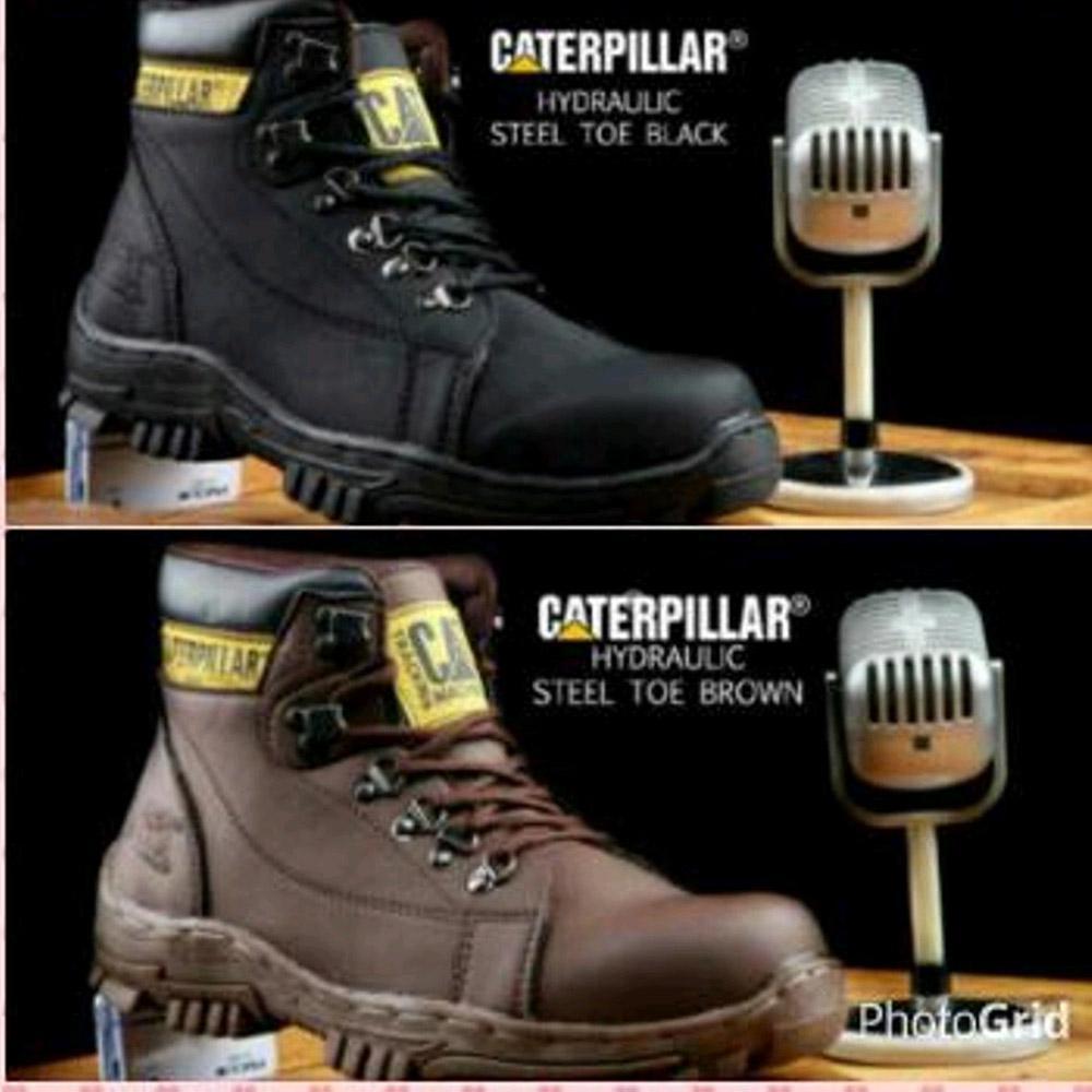Caterpillar sepatu pria caterpillar sepatu safety caterpillar safety boots 752a8d0d36