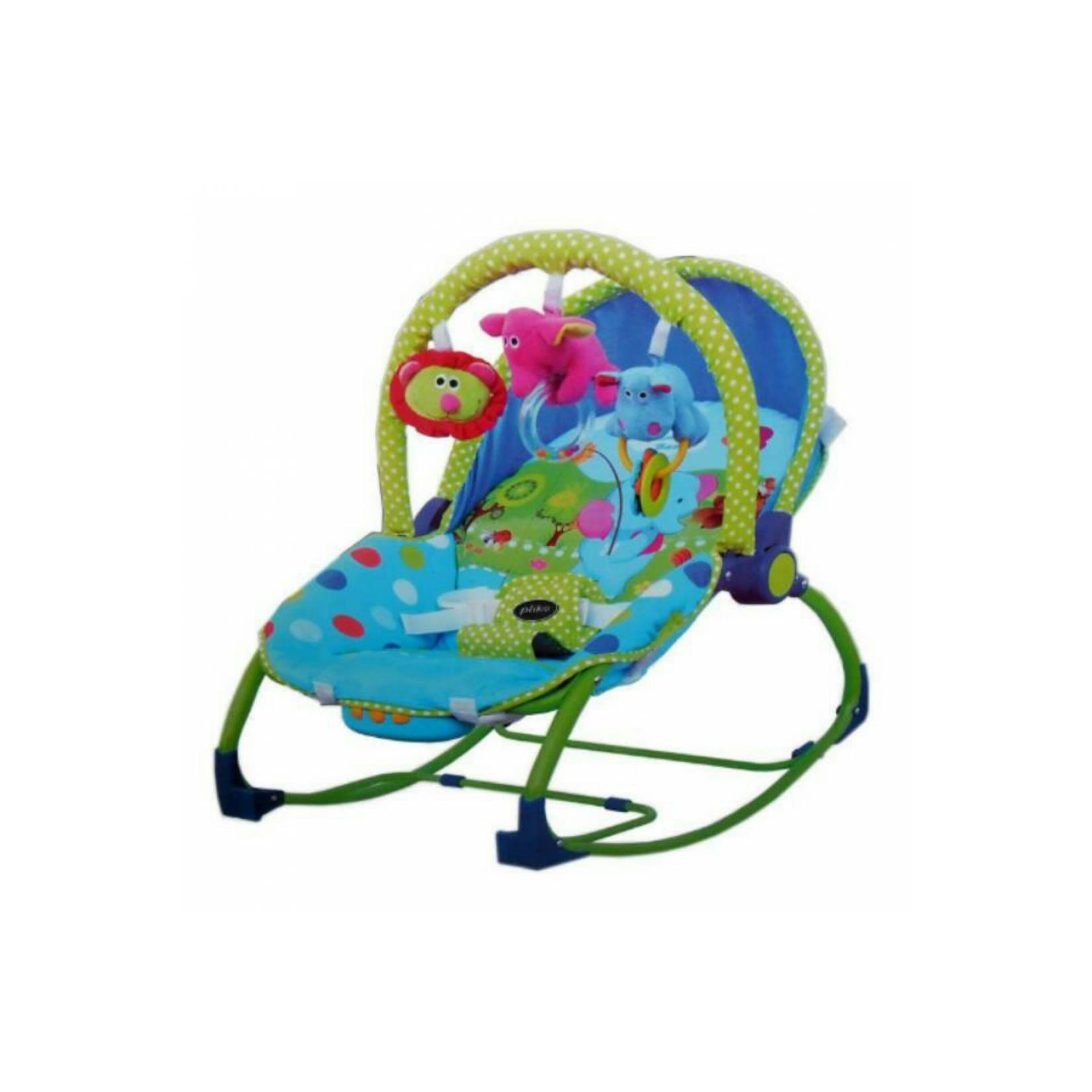 BOUNCER BABY ROCKING CHAIR PLIKO HAMMOCK 3 PHASE ELEPHANT