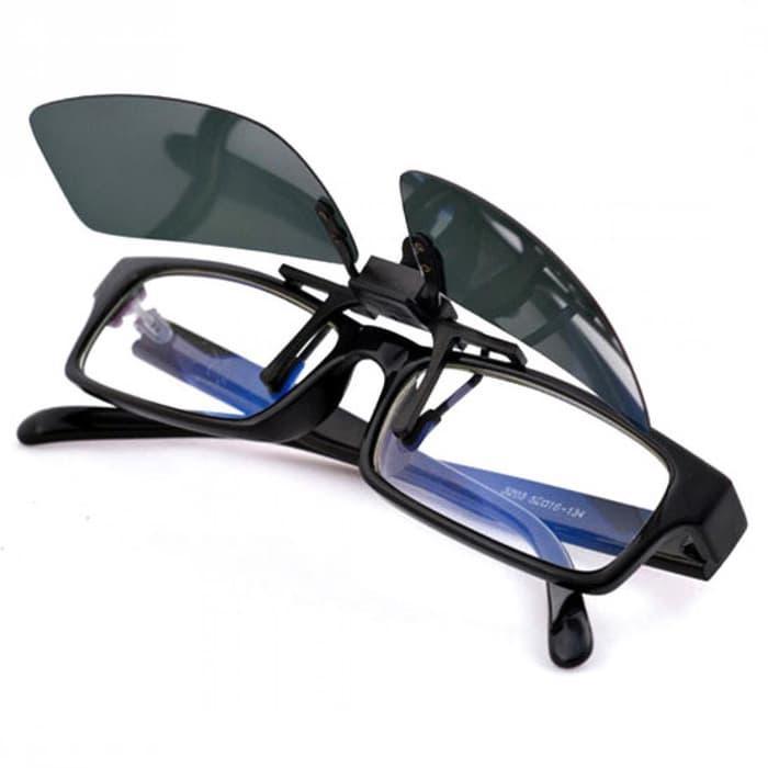 Lensa Malam (jepitan kacamata)