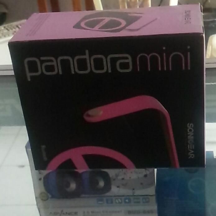 Speaker Bluetooth Pandora mini