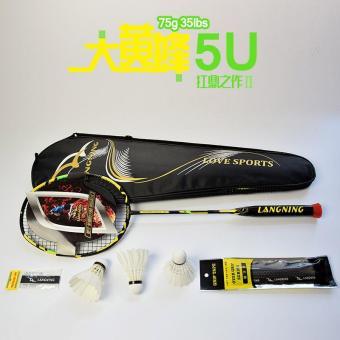 Pencarian Termurah LONGLIVE Raket Badminton 5U Serat Karbon Ultralight Tahan Pukulan harga penawaran - Hanya Rp504.955
