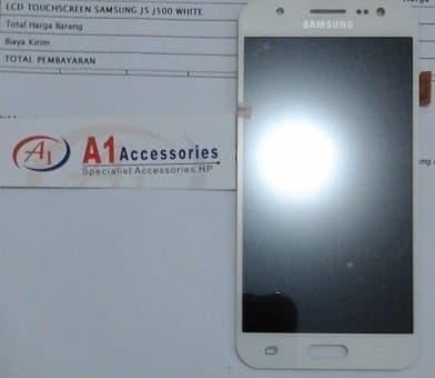 Hemat 10%!! Lcd Touchscreen Samsung J5 \U002F J500 - ready stock