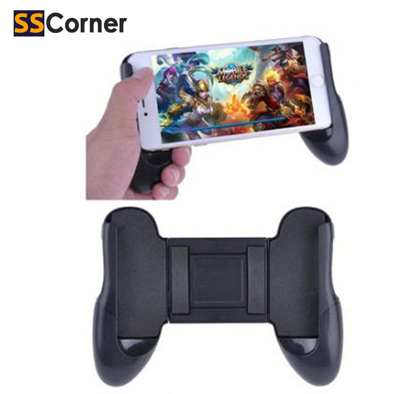 SS Corner Gamepad Handle Joystick Holder Mobile Legend Gamepad Universal