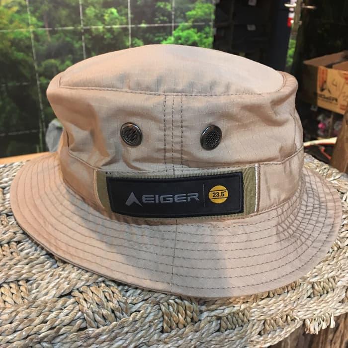Best Seller!! Topi Rimba Eiger Bucket Field Hat - ready stock