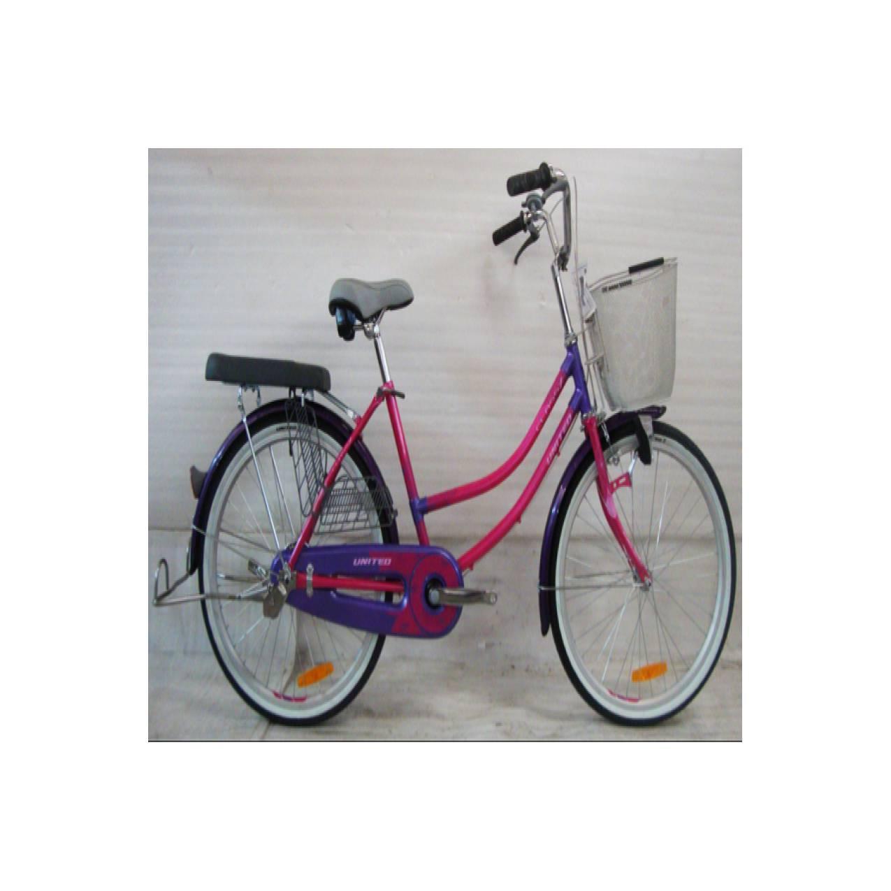 Sepeda Mini Keranjang / City Bike 24 United Class X