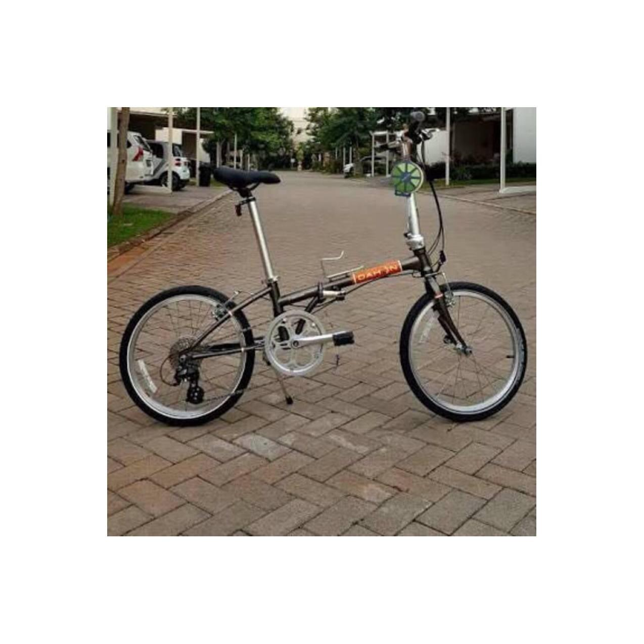 Sepeda Lipat / Folding Bike 20 Inch Dahon Broadwalk D8 8 Speed