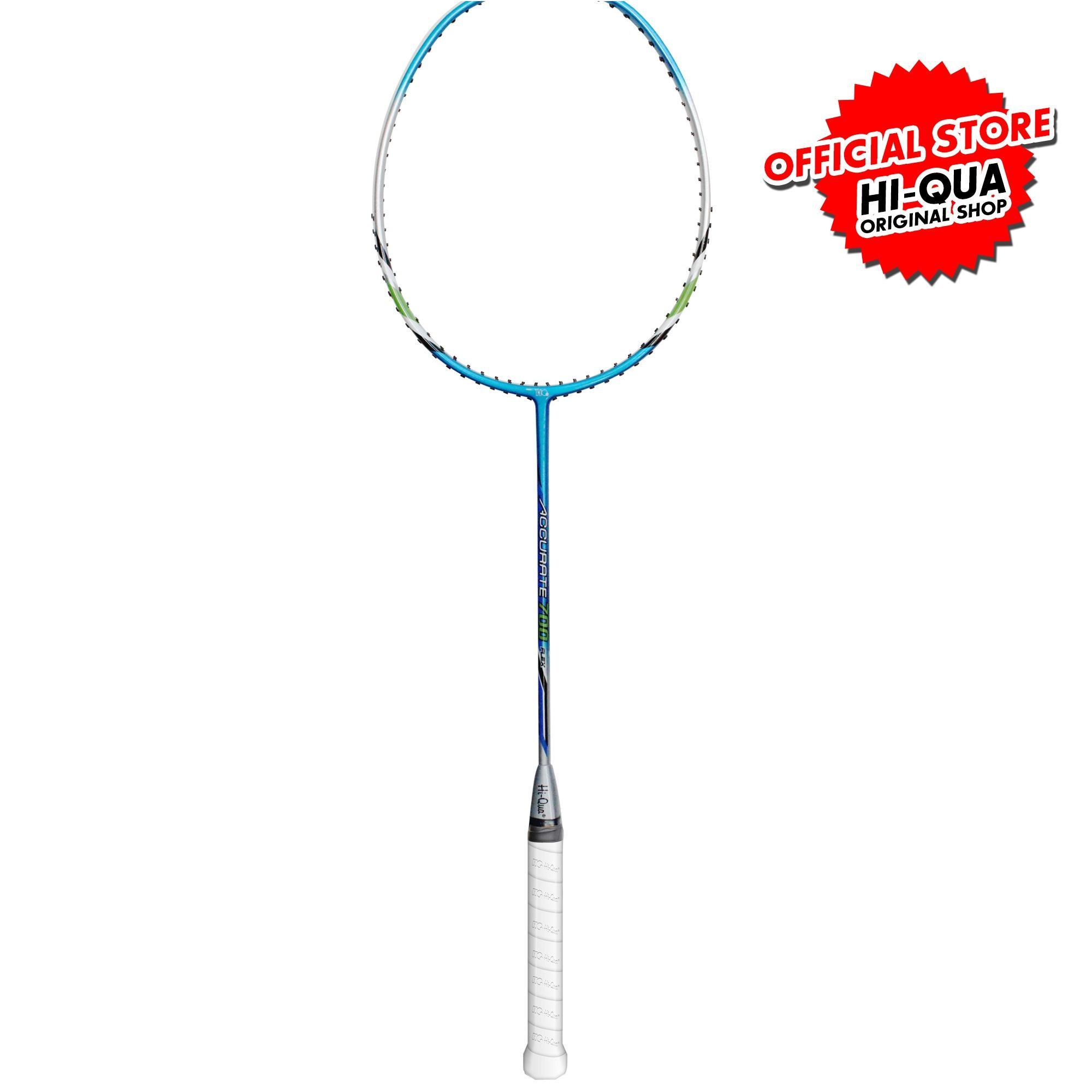 Hi-Qua Raket Bulutangkis / Badminton Accurate - Blue
