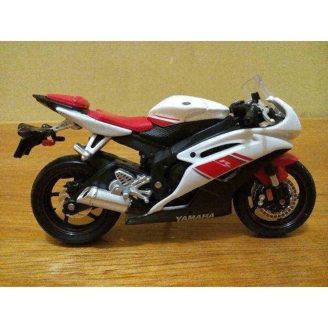 Diecast Miniatur Motor Sport Yamaha Yzf R6 Harga Murah - 0Nxh9s