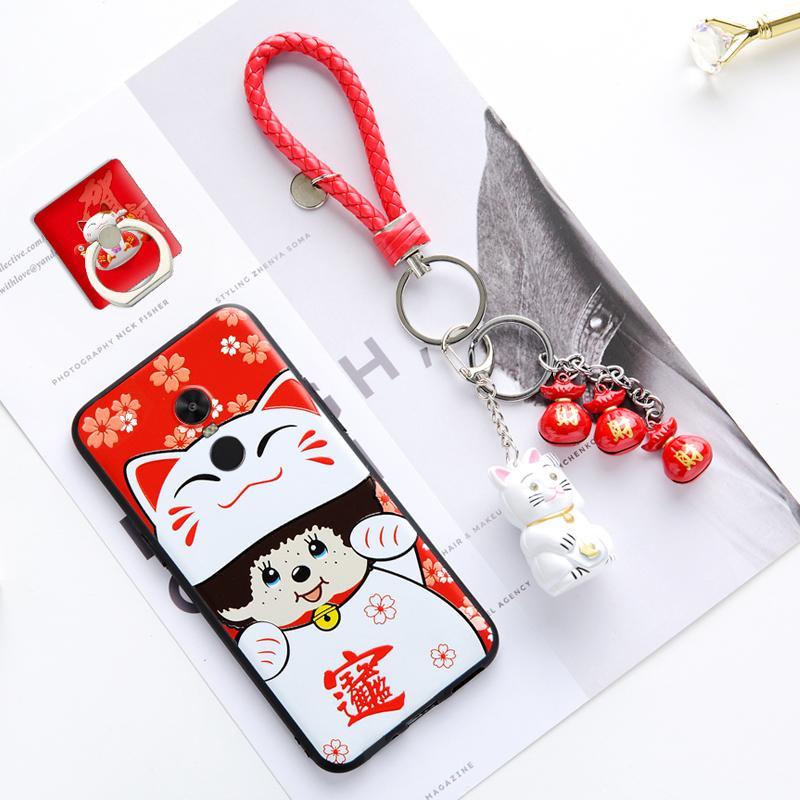 Selubung Ponsel Mix2s/Note5 Xiaomi Redmi Sarung Gel Silika 5 Plus