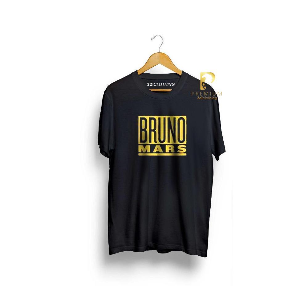 Kaos Distro bruno mars / tshirt bruno mars